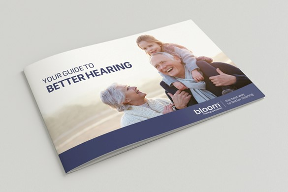 Services Infopack | Bloom hearing