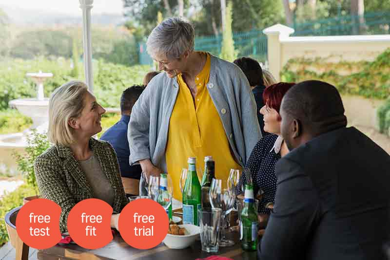 Widex beyond hearing aids - free test, fit and trial