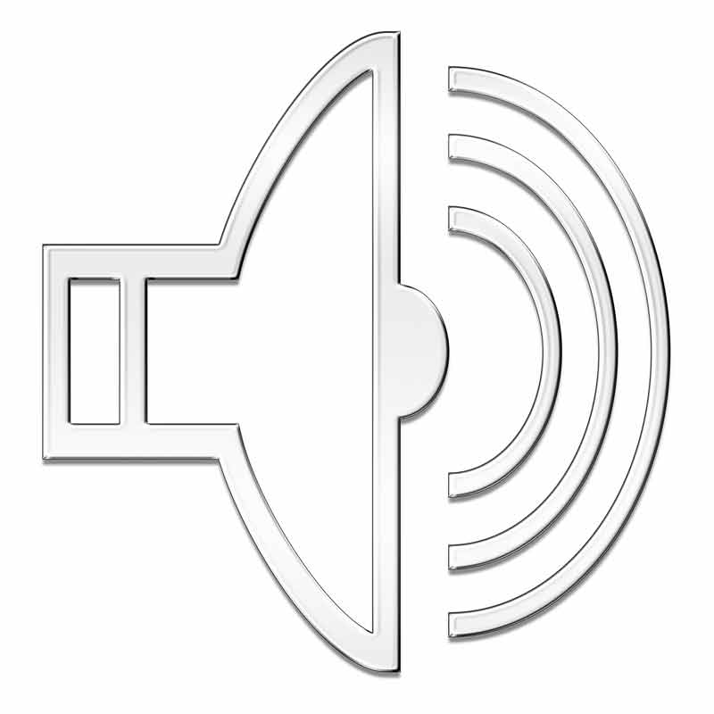 high Decibels cause hearing loss